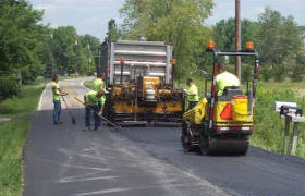 image of paver patching on Bethel-Hygiene Rd